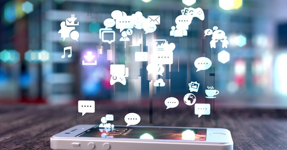 مهارات التواصل الإجتماعي في السي في