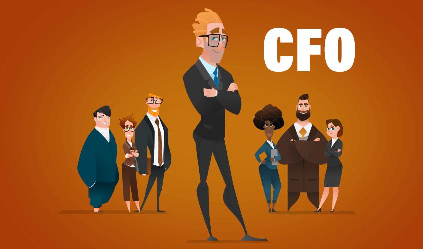 كتابة سي في لمدير مالي CFO