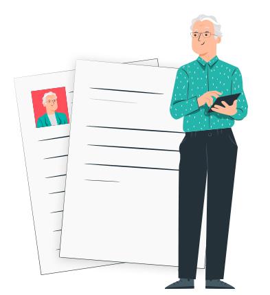 كيف تنشئ رسالة تعريفية للسيرة الذاتية؟
