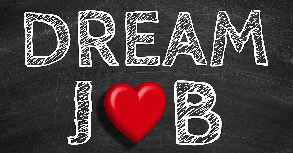 Get your dream job. A beginner's guide.